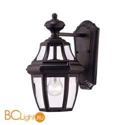 Уличный настенный светильник Savoy House Endorado 5-490-BK
