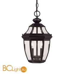 Уличный подвесной светильник Savoy House Endorado 5-494-BK