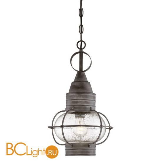 Уличный подвесной светильник Savoy House Enfield 5-225-88
