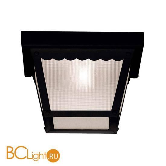 Уличный потолочный светильник Savoy House Exterior Collections 07044-BLK