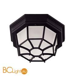 Уличный потолочный светильник Savoy House Exterior Collections 07065-BLK