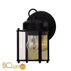Уличный настенный светильник Savoy House Exterior Collections 07047-BLK