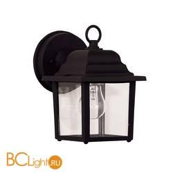 Уличный настенный светильник Savoy House Exterior Collections 07067-BLK