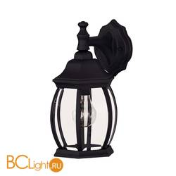 Уличный настенный светильник Savoy House Exterior Collections 07069-BLK