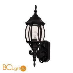 Уличный настенный светильник Savoy House Exterior Collections 07073-BLK