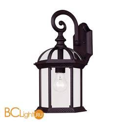 Уличный настенный светильник Savoy House Kensington 5-0633-BK