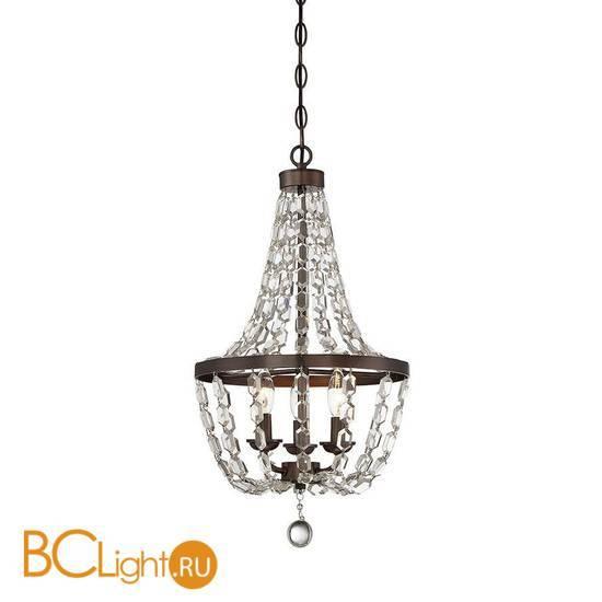 Подвесной светильник Savoy House Mini Chandelier 1-8733-3-28