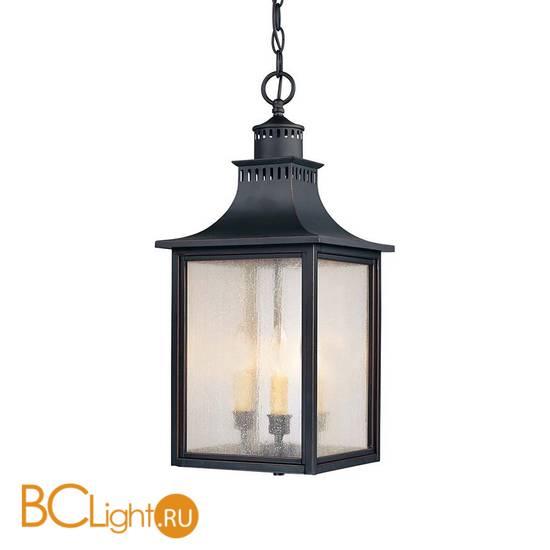 Уличный подвесной светильник Savoy House Monte Grande 5-256-25