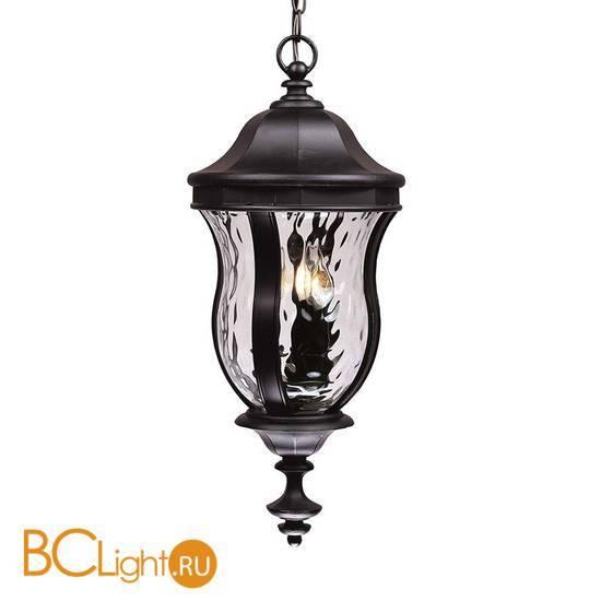 Уличный подвесной светильник Savoy House Monticello KP-5-302-BK