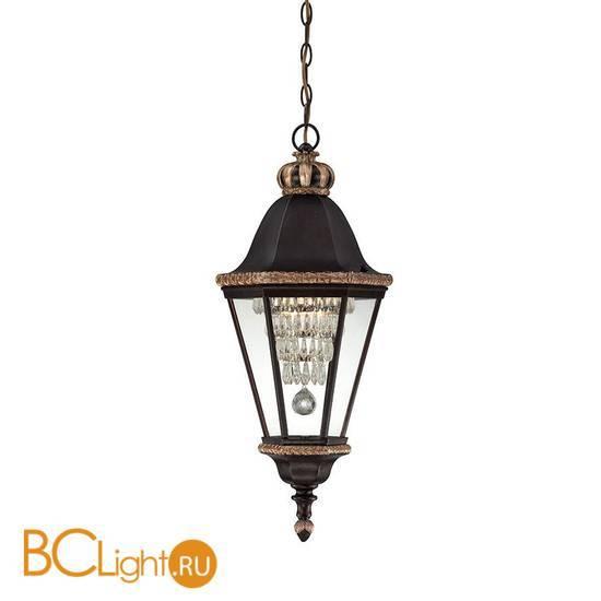 Уличный подвесной светильник Savoy House Palace 5-01681-3-59