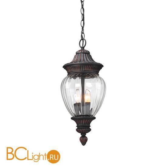 Уличный подвесной светильник Savoy House Saint Paul SE-5-0932-2-33
