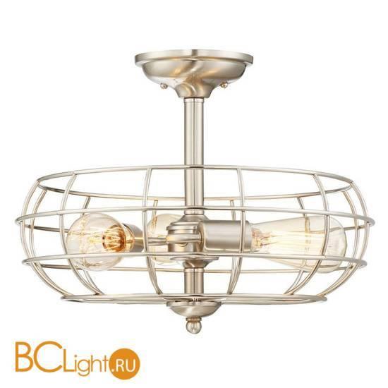 Потолочный светильник Savoy House Scout 1-8075-3-SN