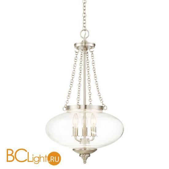 Подвесной светильник Savoy House Talbott 3-9042-3-SN