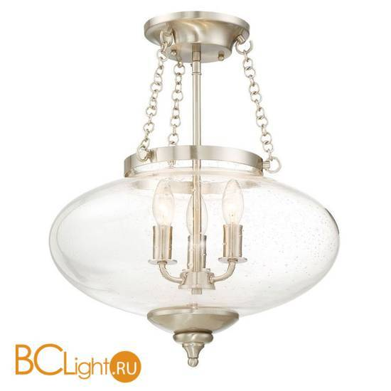 Подвесной светильник Savoy House Talbott 6-9040-3-SN