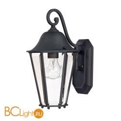 Уличный настенный светильник Savoy House Truscott 5-6211-BK