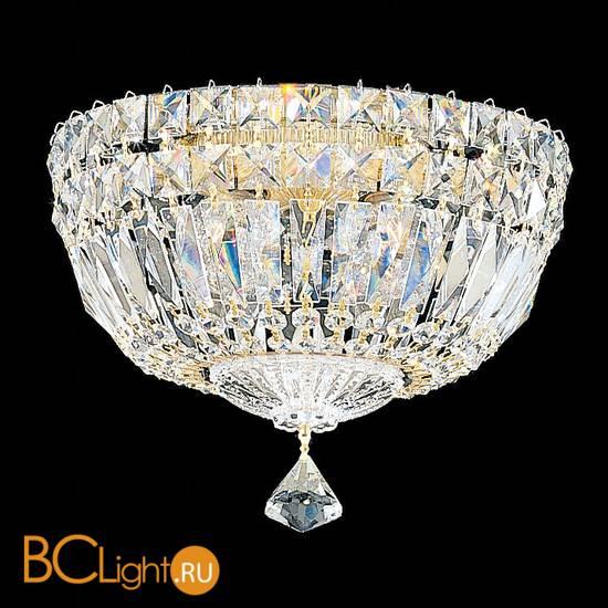 Потолочный светильник Schonbek Petit Crystal Deluxe 5891-211M
