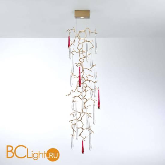 Потолочный светильник Serip Aqua PL356/1 FO_PB A10 A22