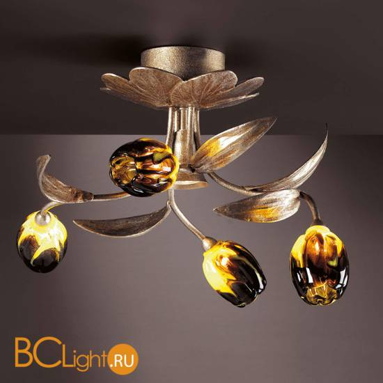 Потолочный светильник Serip Bouquet PL310/5 FO_PB