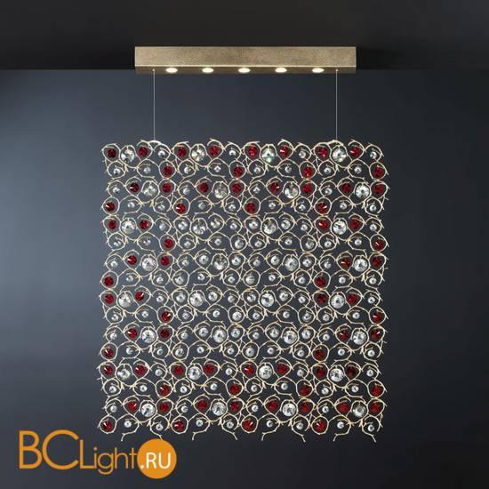 Потолочный светильник Serip Diamond CT3295/5 FO