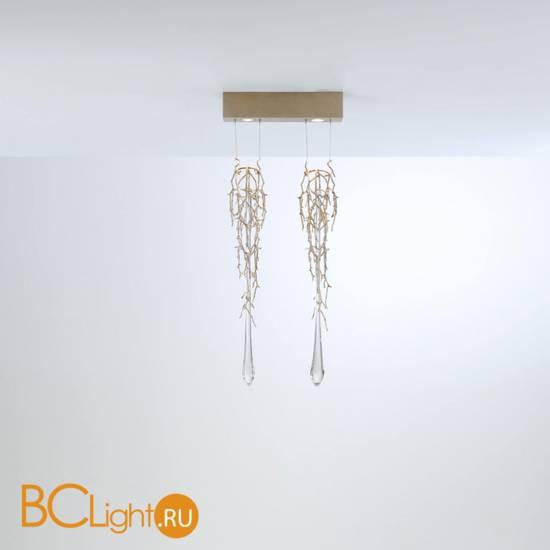 Потолочный светильник Serip Liquid CT3313/2 FO_PB