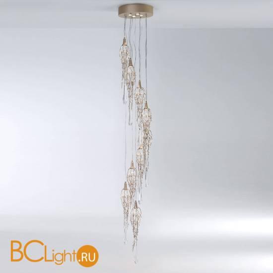 Подвесной светильник Serip Liquid PL370/13 FO_PB