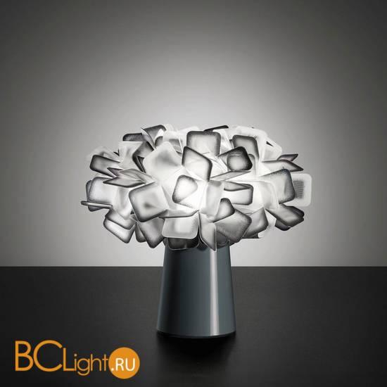 Настольный светильник Slamp Clizia TABLE BLACK CLI78TAV0001N_000