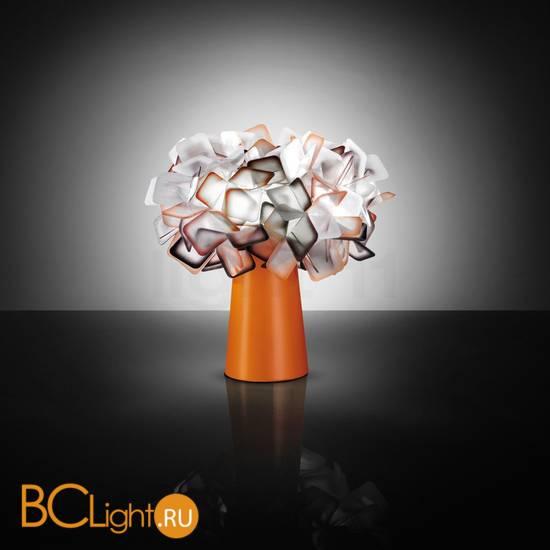 Настольный светильник Slamp Clizia TABLE ORANGE CLI78TAV0001A_000