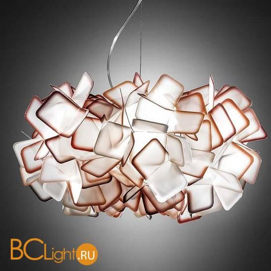 Подвесной светильник Slamp Clizia SUSPENSION ORANGE CLI78SOS0000A_000
