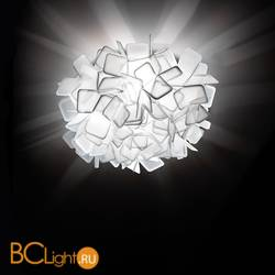 Потолочный светильник Slamp Clizia Ceiling S WHITE CLI78PLF0001W_000