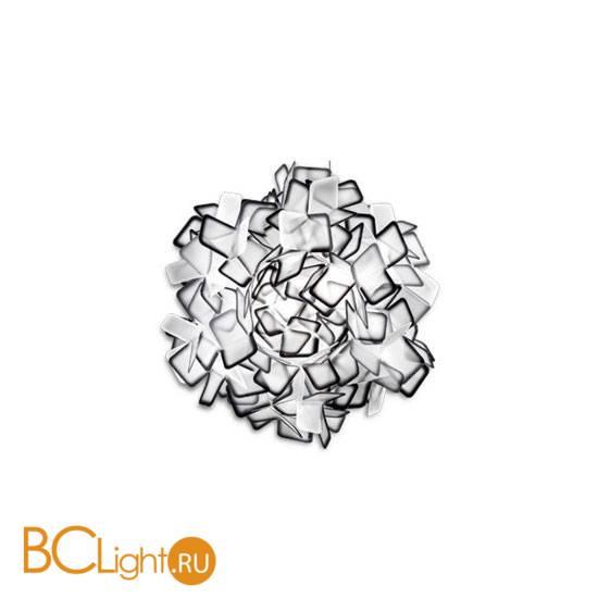 Потолочный светильник Slamp Clizia Ceiling M BLACK CLI78PLF0000N_000