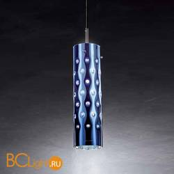 Подвесной светильник Slamp Dimple SUSPENSION SINGLE BLUE DIM91SOS0000B_000