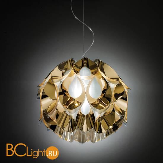 Подвесной светильник Slamp Flora SUSPENSION S GOLD FLO85SOS0001O_000