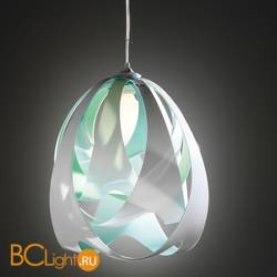Подвесной светильник Slamp Goccia SUSPENSION AQUA GOC76SOS0000WV