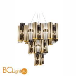 Подвесной светильник Slamp La lollo SUSPENSION XL GOLD-FUME LAL87SOS0004OF000