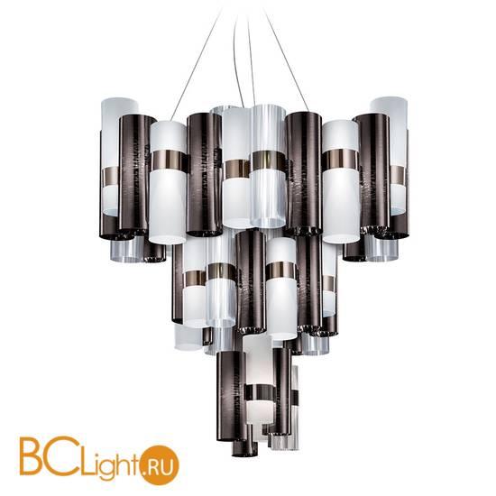 Подвесной светильник Slamp La lollo SUSPENSION XL PEWTER WHITE LAL87SOS0004PE000