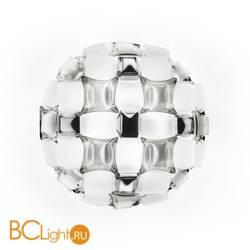 Потолочный светильник Slamp Mida CEILING WHITE/PLATINUM