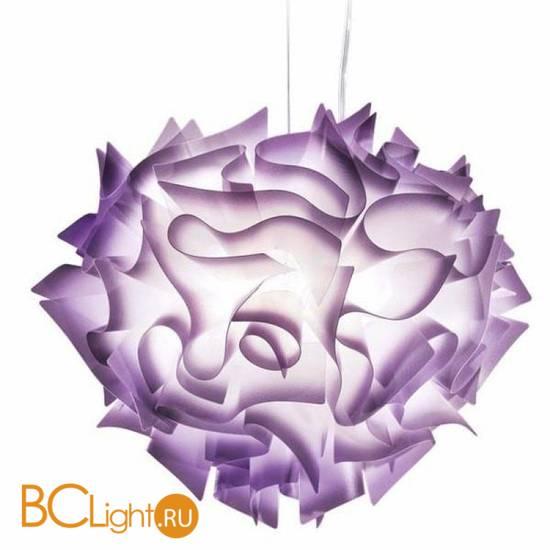 Подвесной светильник Slamp Veli SUSPENSION LARGE PLUM VEL78SOS0003H_000