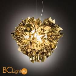 Подвесной светильник Slamp Veli SUSPENSION GOLD VEL78SOS0001O_000