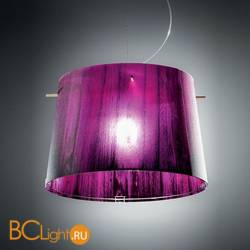Подвесной светильник Slamp Woody SUSPENSION PURPLE WOO77SOS0000V_000