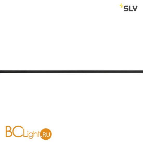 Шинопровод однофазный SLV Easytec II 184020 2м черный с заглушками