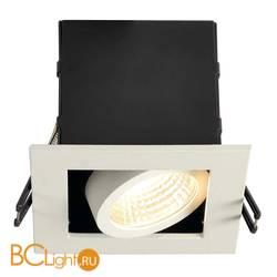 Встраиваемый спот (точечный светильник) SLV Kadux 115701