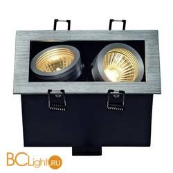 Встраиваемый спот (точечный светильник) SLV Kadux 115526