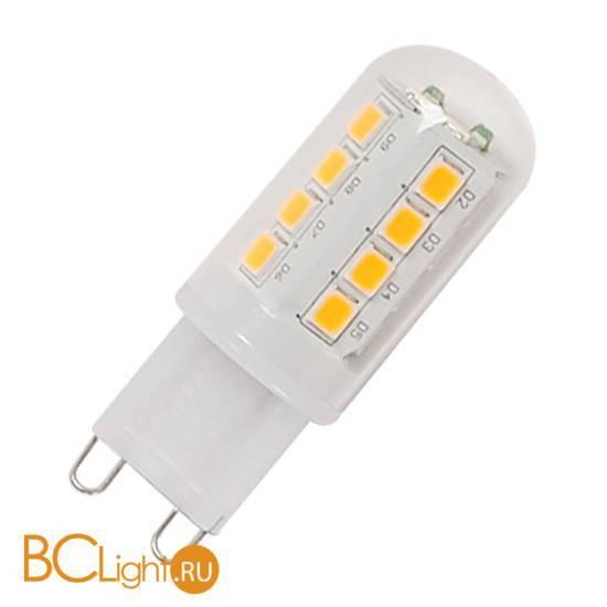 SLV LED lamps 560302 lamp, 2.3W, 2700K, Multidot