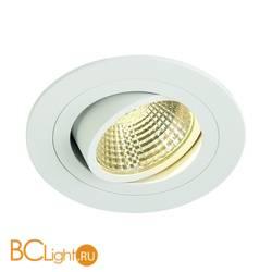 Встраиваемый спот (точечный светильник) SLV Tria 113901