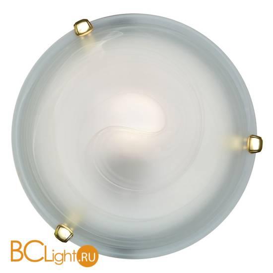 Потолочный светильник Sonex Duna 153/K золото