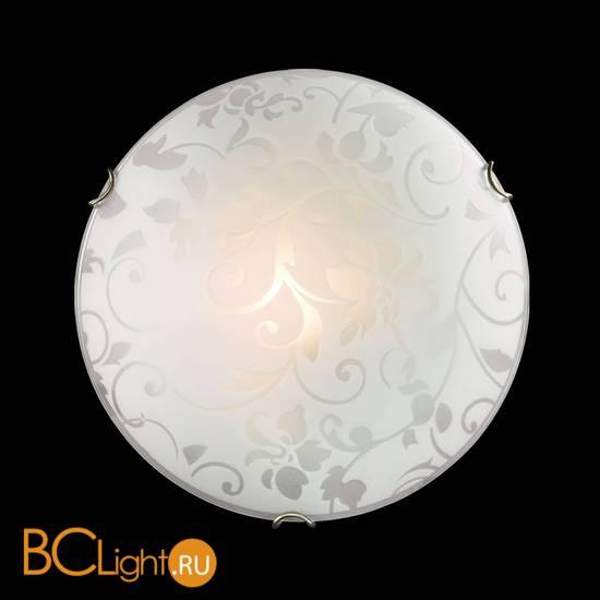 Потолочный светильник Sonex Vuale 108/K