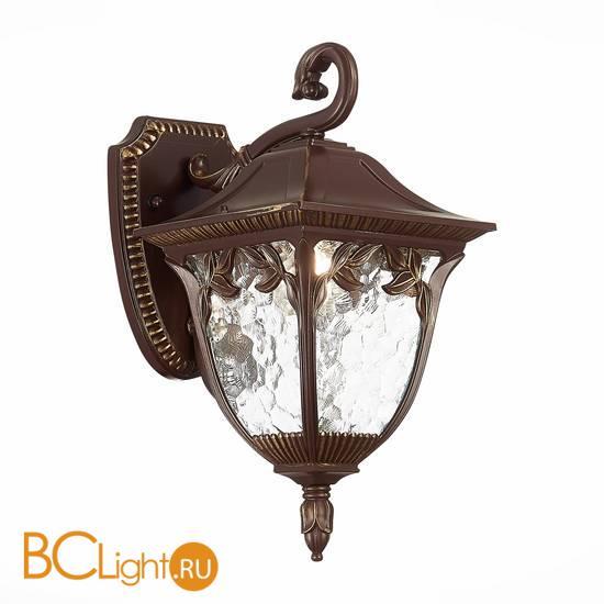 Уличный настенный светильник ST Luce Chiani SL083.701.01