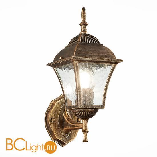 Уличный настенный светильник ST Luce Domenico SL082.201.01