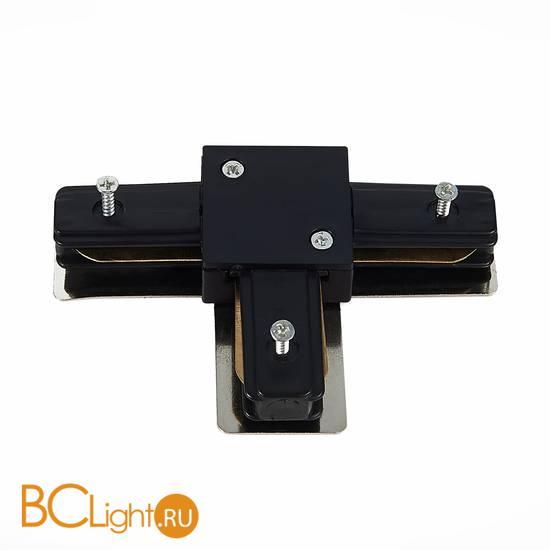 Т-образный коннектор шинопровода ST Luce Шинопровод ST002.439.00 1-фазный черный