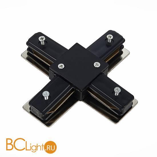 Х-образный коннектор шинопровода ST Luce Шинопровод ST002.449.00 1-фазный черный